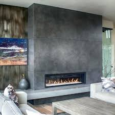 hearth ideas for stone fireplace tile top best gas designs modern decorating charming concrete living room