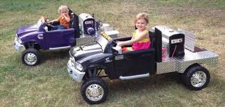 Welders, check out these Powerwheels for the kids - TexasBowhunter ...