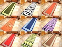 long thin runner rug long carpet runners kitchen carpet runners long short narrow small door mats long thin runner rug
