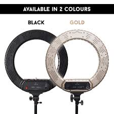 Glow Pro Lighting Glowpro 2 Ring Light Essential For Makeup Artists Luvo Store