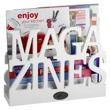 Magazine Holder Australia Adorable Living Space Hamptons Magazine Holder Spotlight Australia Home