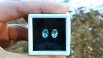 <b>Beautiful</b> Blue Topaz and <b>Green Peridot</b> Gemstone Set from KGC ...