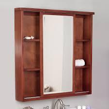 Recessed Bathroom Medicine Cabinets Bathroom Lighted Recessed Medicine Cabinet Broan Medicine