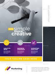 Brochure Graphic Design Background Flyer Background Booklet Brochure Business Concept