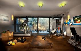 Home Gym Design With Caprice Ideas Home Gym Ideas Image Home Gym Ideas  Healthy Picture