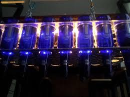 picture of diy beer bottle chandelier