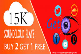 I will 15000 soundcloud plays in your track for $5 : andybucaille - Damongo