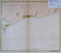 Historical Nautical Charts For Sale 44 Best Coast Charts Coastal Charts Images Antique Maps