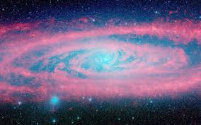 Pink and Purple Galaxy Wallpapers on ...