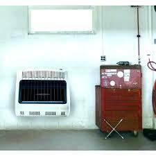 decent gas heater for garage y1604783 garage heater gas heaters vent blue flame propane