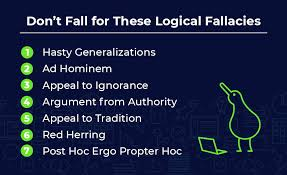 Good Judgement Examples 7 Logical Fallacies That Can Harm Your Decision Making With