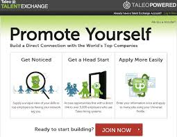 Have You Signed Up On Talent Exchange And Made Your Universal