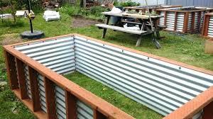 steel raised garden bed steel raised garden beds no irrigation raised bed gardening system all raised steel raised garden bed