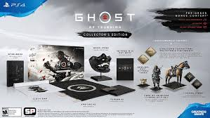 Amazon.com: Ghost of Tsushima Collector's Edition - PlayStation 4: Sony:  Video Games