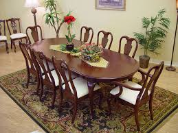 choosing the right dining room sets artistic dining room decoration with oval mahogany dining table