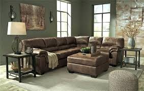 chair and ottoman canoe furniture living room loving set sectional sofa with bookcase