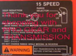 15 Speed Shift Pattern Gorgeous Find Fuller Transmission RT RTO RTX 48 Speed Shift Pattern