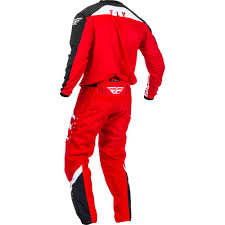 Fly Racing 2020 F 16 Jersey Red Black White