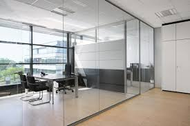 glass wall office. Glass Office Walls And Doors In Remodels Wall H.W. Holmes Inc.
