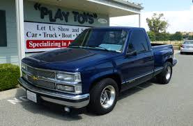 1989 Chevrolet 1500 Stepside Pick Up