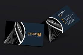 Architect Business Card By Jiwstudio On Envato Elements