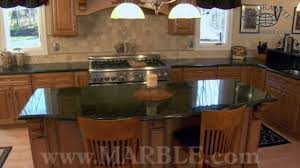 Kitchens With Uba Tuba Granite Ubatuba Granite Kitchen Countertops I Marblecom Youtube