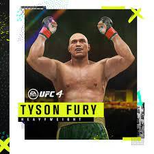 UFC® 4 – Tyson Fury