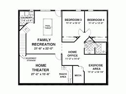 Eplans Craftsman House Plan   Versatile Ranch   Square Feet    Basement