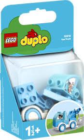 <b>Конструктор LEGO DUPLO My</b> First Буксировщик 10918 – купить в ...
