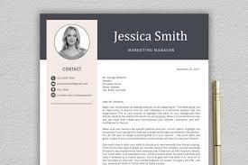 Modern Resume Beauteous Resume Template CV Template Professional Resume Modern CV