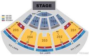 Us Airways Center In Phoenix Seating Chart Phoenix Ak Chin Pavilion Seating Chart And Information