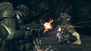 Video Gears Gears Of War 2 Welcome To Delta Entwickler Video Sonstige