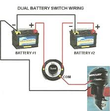 marine battery isolator switch wiring diagram guest and boat dual guest 2611a battery charger manual at Guest Battery Charger Wiring Diagram