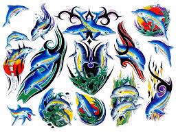 100 лучших вариантов тату дельфин фото эскизы значение