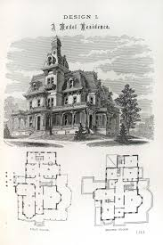 231 Best Historic House Plans Images On Pinterest  Vintage Houses Historic Homes Floor Plans