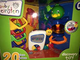 Baby einstein dvd toys