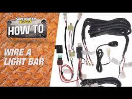 how to wire a led light bar supercheap auto