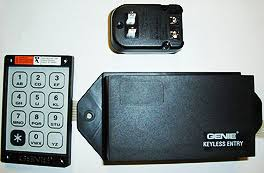 genie garage door keypadGenie Garage Door Programming Accessories  Keypads Remotes Wall