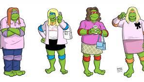 ninja turtles names girl. Contemporary Girl For Ninja Turtles Names Girl T