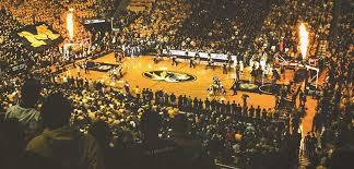 Mizzou Arena Concert Seating Chart Missouri Basketball Tickets