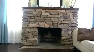 putting stone over brick fireplace adding stone to fireplace top sandstone fireplace adding stone veneer to