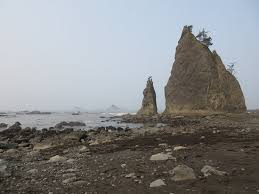 ruby beach tide chart sea stack picture of rialto beach olympic national park