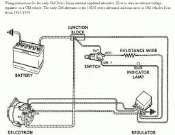 1986 chevy alternator wiring diagram wiring diagram how to identify your gm internally regulated alternator american f350 ignition wiring diagram source