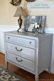 chalk paint furniture picturesChalk Paint Dresser Makeover Part 1  Sand and Sisal