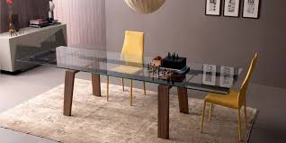 glass dining room table with extension.  Extension View In Gallery Frau Is A Rectangular Dining Table With Glass  To Glass Dining Room Table With Extension C