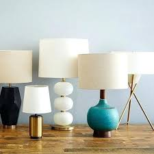 mid century lamp. Mid Century Lamp Shades Modern Table Best Lamps Ideas On O