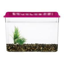 Fish Tank Wilko Fish Tank Assorted Colours 10l At Wilkocom