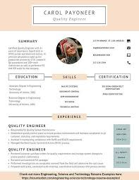 Best resume objective examples examples of some of our best resume objectives including resume samples free to use for writing your resume when hunting for a quality assurance job having a great. Quality Engineer Resume Samples Templates Pdf Doc 2021 Quality Engineer Resumes Bot