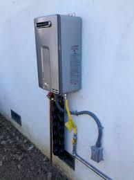 tankless water heater san jose