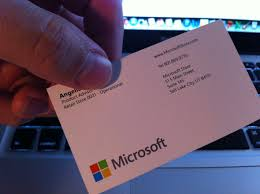 microsoft business card amazing microsoft business card crest business card ideas etadam
